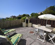 Snaptrip - Last minute cottages - Attractive South Devon Hope Cove Cottage S58596 - Surf View 009