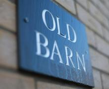 Snaptrip - Holiday cottages - Quaint Exbury Cottage S58838 - The Old Barn Sign PS