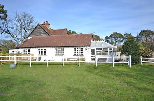Quaint Bransgore Cottage S58947