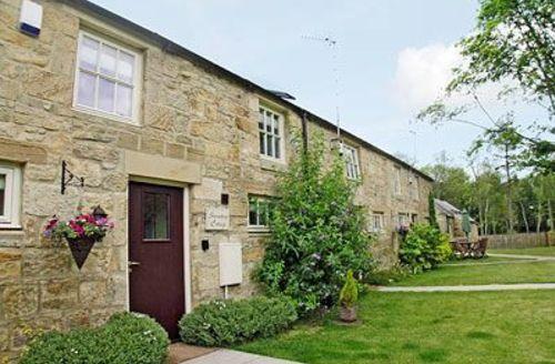 Snaptrip - Last minute cottages - Splendid Warkworth Cottage S14696 -