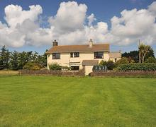 Snaptrip - Last minute cottages - Lovely Croesgoch Cottage S71794 - 527-0-Garden with distant sea view