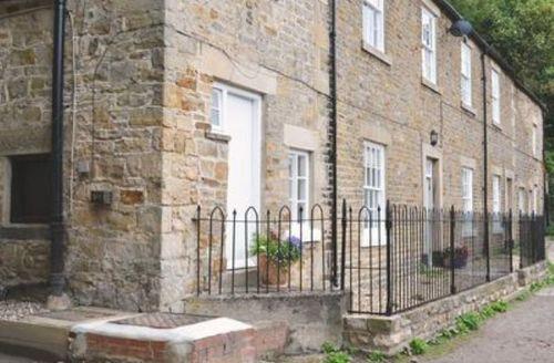 Snaptrip - Last minute cottages - Wonderful Barnard Castle Cottage S14779 -