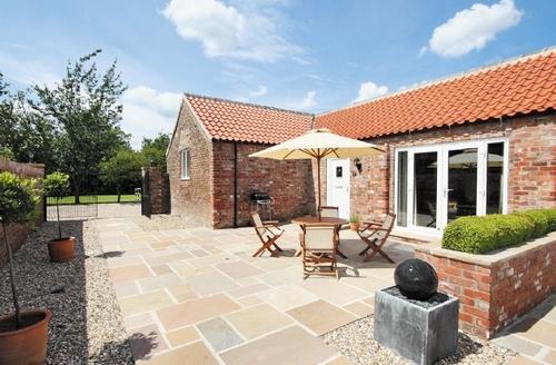 Snaptrip - Last minute cottages - Beautiful Bridlington Cottage S14822 -