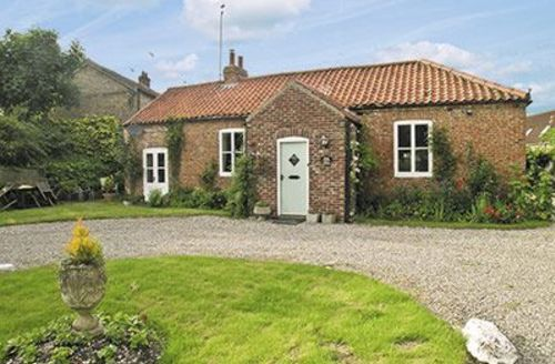 Snaptrip - Last minute cottages - Wonderful Driffield Cottage S14895 -