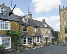 Snaptrip - Last minute cottages - Superb Chipping Campden Cottage S16151 -