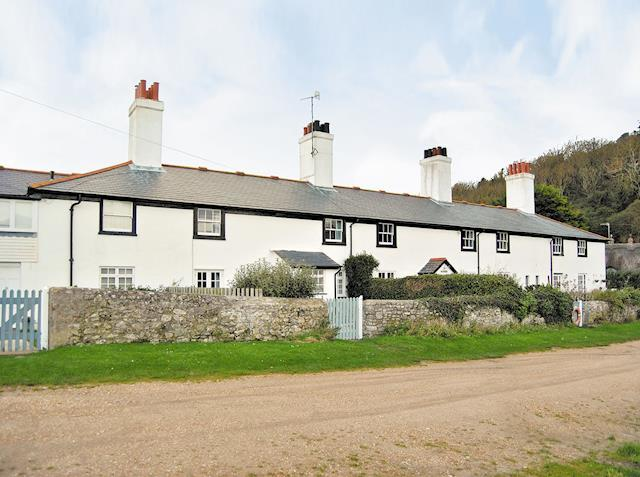 COASTGUARD COTTAGE