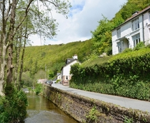 Snaptrip - Last minute cottages - Inviting Dulverton Cottage S20113 -