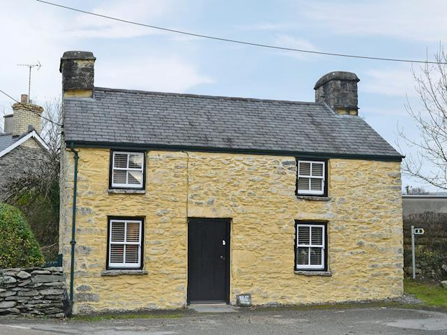 Strata Florida Cottage