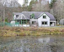 Snaptrip - Last minute cottages - Superb Kingussie Lodge S78089 -