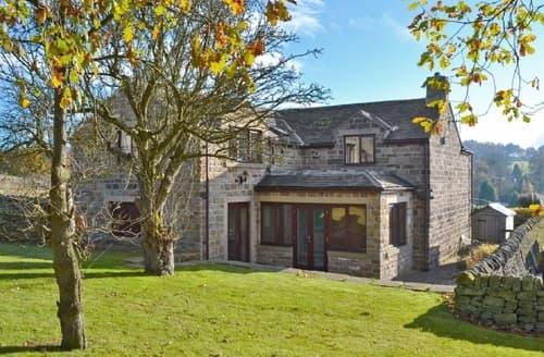 Snaptrip - Last minute cottages - Splendid Matlock Cottage S16681 -