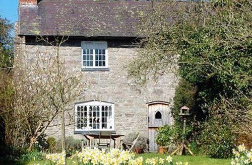 Snaptrip - Last minute cottages - Superb Bishops Castle Cottage S16710 -