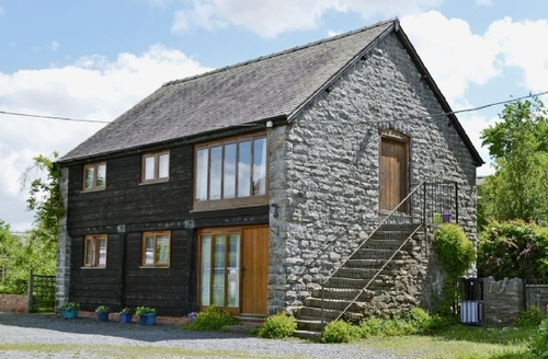 Snaptrip - Last minute cottages - Wonderful Bishops Castle Cottage S16712 -