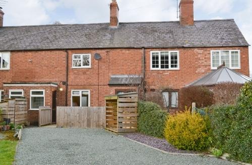 Snaptrip - Last minute cottages - Gorgeous Church Stretton Cottage S16762 -