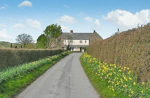 Snaptrip - Last minute cottages - Delightful Hereford Cottage S16907 -