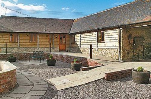 Snaptrip - Last minute cottages - Cosy Ledbury Cottage S16931 -