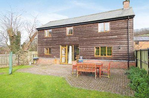 Snaptrip - Last minute cottages - Exquisite Ledbury Cottage S16940 -