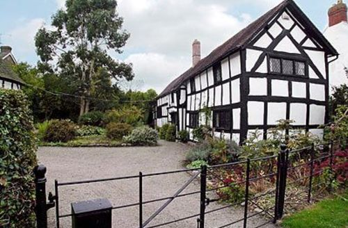 Snaptrip - Last minute cottages - Delightful Leominster Cottage S16954 -