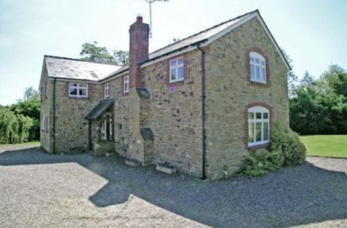 Snaptrip - Last minute cottages - Delightful Leominster Cottage S16985 -