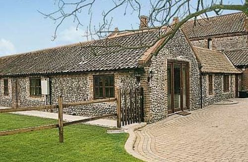 Snaptrip - Last minute cottages - Charming Cromer Cottage S17076 -