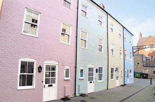 Snaptrip - Last minute cottages - Excellent Cromer Cottage S17095 -