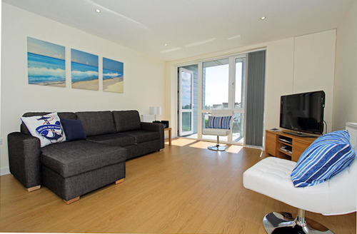 Snaptrip - Last minute cottages - Charming Newquay Lowen S1437 - Living area