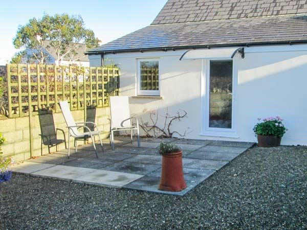 Cottage for two at Dinas Cross