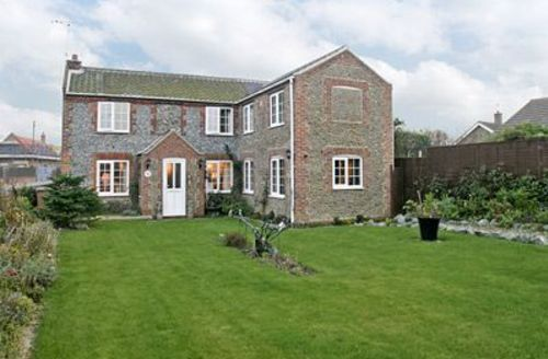Snaptrip - Last minute cottages - Charming Happisburgh Cottage S17309 -