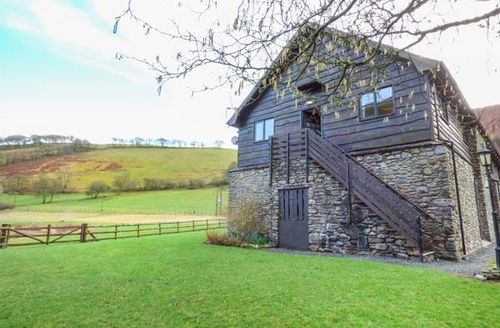 Lovely Builth Wells Cottage S77766