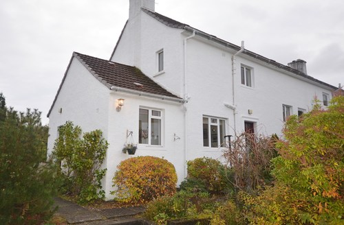 Superb Oban House S7284
