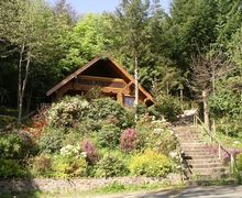 Snaptrip - Last minute cottages - Cosy Bideford Log Cabin S8774 -