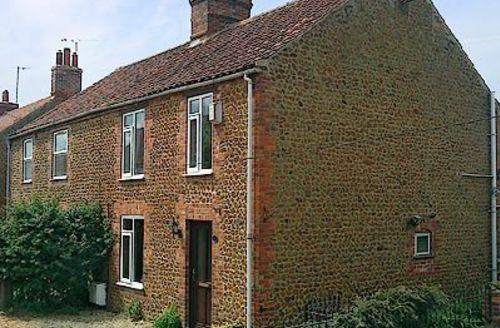 Snaptrip - Last minute cottages - Superb Hunstanton Cottage S17408 -