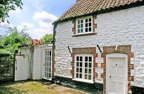 Snaptrip - Last minute cottages - Beautiful Hunstanton Cottage S17414 -