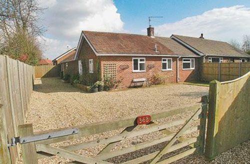 Snaptrip - Last minute cottages - Delightful Hunstanton Cottage S17433 -