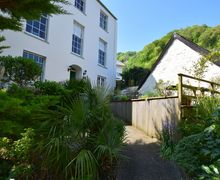 Snaptrip - Last minute cottages - Cosy Lynmouth House S45671 -