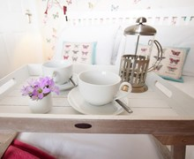 Snaptrip - Last minute cottages - Quaint Bideford Apartment S57477 -