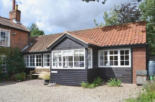 Snaptrip - Last minute cottages - Splendid North Walsham Cottage S17558 -