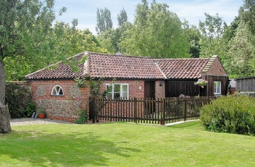 Snaptrip - Last minute cottages - Delightful North Walsham Cottage S17559 -