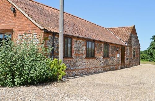 Snaptrip - Last minute cottages - Wonderful North Walsham Cottage S17569 -