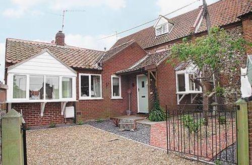 Snaptrip - Last minute cottages - Splendid Wells Next The Sea Cottage S17647 -