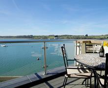 Snaptrip - Last minute cottages - Captivating Y Felin Heli Cottage S79288 - gorwelion-balcony-1-17