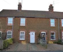 Snaptrip - Last minute cottages - Charming Heacham Cottage S71242 -
