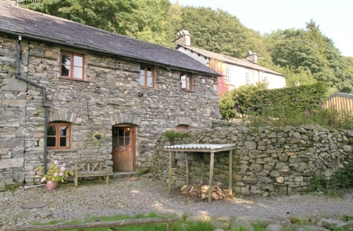 Snaptrip - Last minute cottages - Excellent Coniston And Grizedale Cottage S18434 -