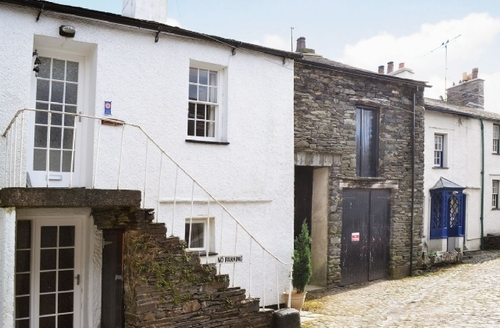 Snaptrip - Last minute cottages - Charming Hawkshead, Near And Far Sawrey Cottage S18500 -