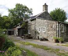 Snaptrip - Last minute cottages - Captivating Rhydymain Cottage S83467 -