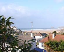 Snaptrip - Last minute cottages - Captivating Perranporth Central Cottage S83535 - View from Little Rock
