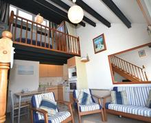 Snaptrip - Last minute cottages - Charming Porthtowan Apartment S83605 - Whispering waves (2)