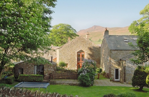 Snaptrip - Last minute cottages - Inviting Kirkby Stephen Cottage S18567 -