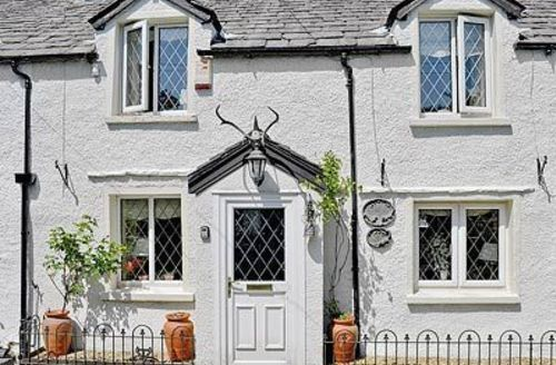 Snaptrip - Last minute cottages - Delightful Lowick Cottage S18583 -