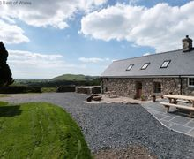Snaptrip - Last minute cottages - Stunning  Cottage S58039 - Self catering Tywyn cottage, North Wales with wonderful Sea View