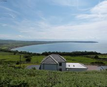 Snaptrip - Last minute cottages - Splendid Rhiw Cottage S57958 - Amazing sea view accommodation in Rhiw on the Llyn Peninsula